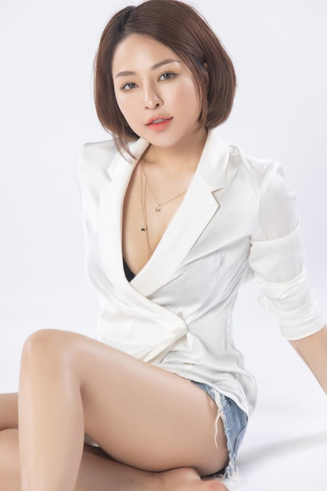 Hotgirl Trâm Anh lên tiếng khi bị nhiều người mạo danh bán dâm và lừa đảo
