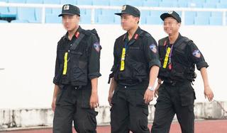 Một công ty cho bảo vệ mặc trang phục giống CSCĐ bị phạt 15 triệu đồng