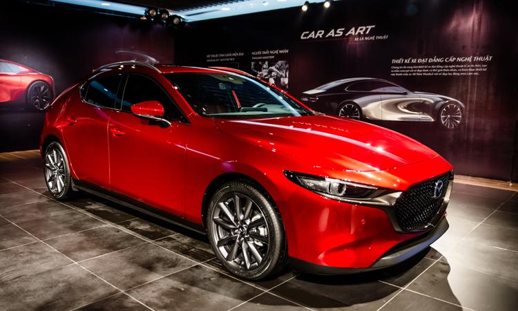 Mazda3 2020 gây sốc khi chốt giá bán ngang xe hạng D2