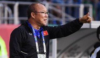 HLV Park Hang Seo liên tiếp đón tin vui trước trận quyết đấu với UAE