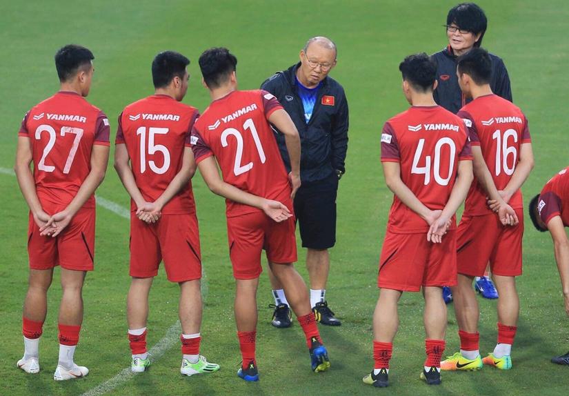 Báo Thái dự đoán bất ngờ về danh sách Việt Nam đấu UAE