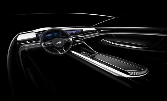 Hé lộ Kia Optima 2021 đẹp bất ngờ với diện mạo mới3