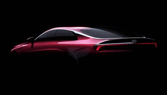 Hé lộ Kia Optima 2021 đẹp bất ngờ với diện mạo mới