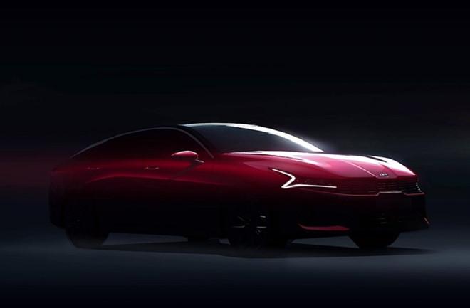 Hé lộ Kia Optima 2021 đẹp bất ngờ với diện mạo mới2