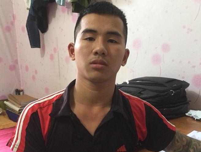 Thanh niên tông xe kéo lê Đại úy CSGT trên đường vì sợ bị phạt
