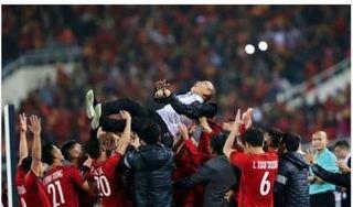 CLB Chelsea gửi lời chúc mừng tới HLV Park Hang Seo và VFF