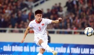 Tuyển U22 Việt Nam đón tin vui trước thềm SEA Games 30