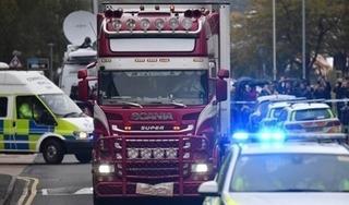 Bộ Công an: 39 thi thể trong container ở Anh là người Việt Nam