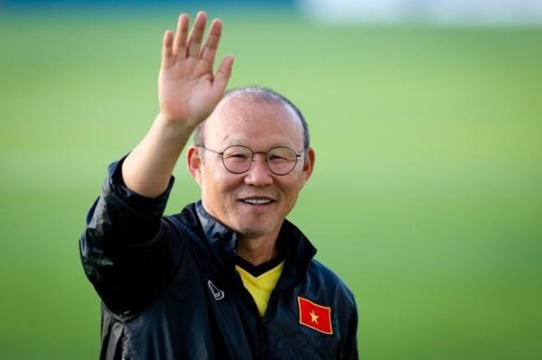 HLV Park Hang Seo chính thức ra hạn hợp đồng với VFF