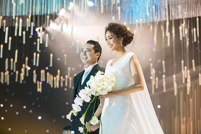 3 đám cưới đẹp như mơ và siêu hoành tráng của showbiz Việt3