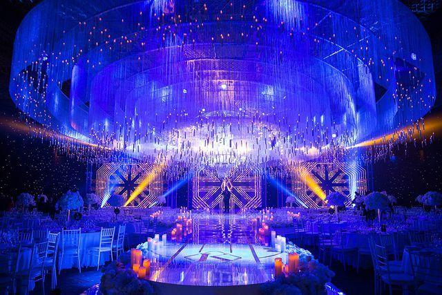3 đám cưới đẹp như mơ và siêu hoành tráng của showbiz Việt4
