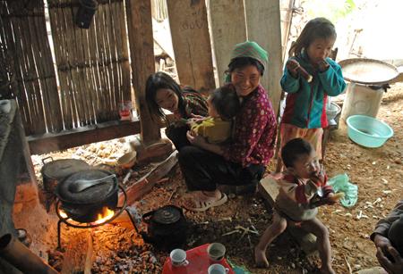 Nhiều hộ gia đình nông thôn cả năm chỉ tích lũy được 5 triệu đồng