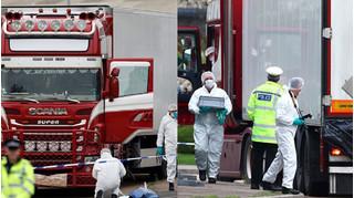 Bộ công an chính thức công bố danh tính 39 nạn nhân tử vong ở Anh