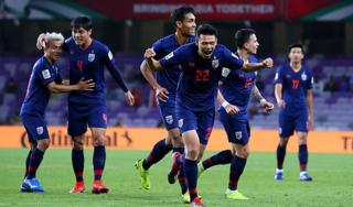 FIFA đánh giá cao Thái Lan trước trận gặp Malaysia, Việt Nam