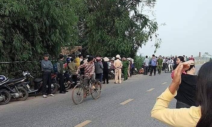 Con trai bắn 4 phát đạn sát hại, phi tang xác bố đẻ ở Phú Thọ
