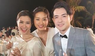 Ngô Thanh Vân nói gì khi nhận được hoa cưới của Đông Nhi và Ông Cao Thắng?