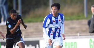 SC Heerenveen giành 3 điểm trong ngày vắng Văn Hậu