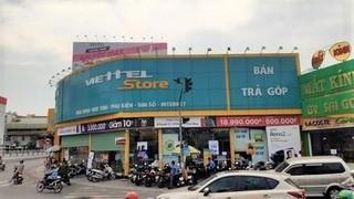 Cửa hàng Viettel bị đột nhập trộm 1 tỷ đồng