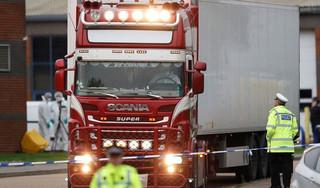 Bộ công an lý giải việc công bố danh tính 39 nạn nhân tử vong trong container ở Anh