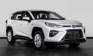 Lộ diện Toyota Wildlander 2020 - đối thủ mới của Honda CR-V