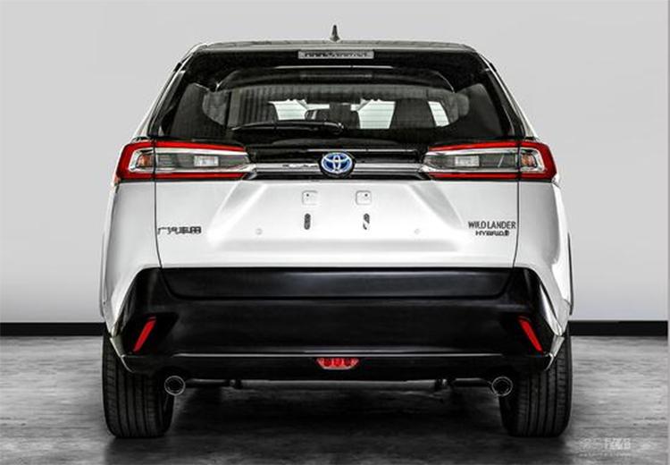 Lộ diện Toyota Wildlander 2020 - đối thủ mới của Honda CR-V 2