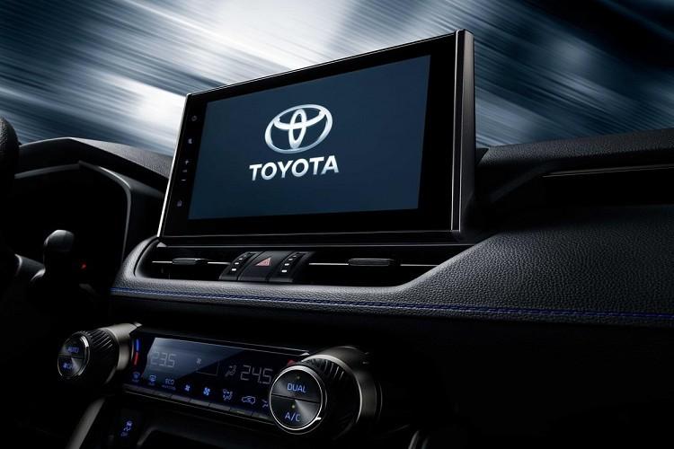 Lộ diện Toyota Wildlander 2020 - đối thủ mới của Honda CR-V 3