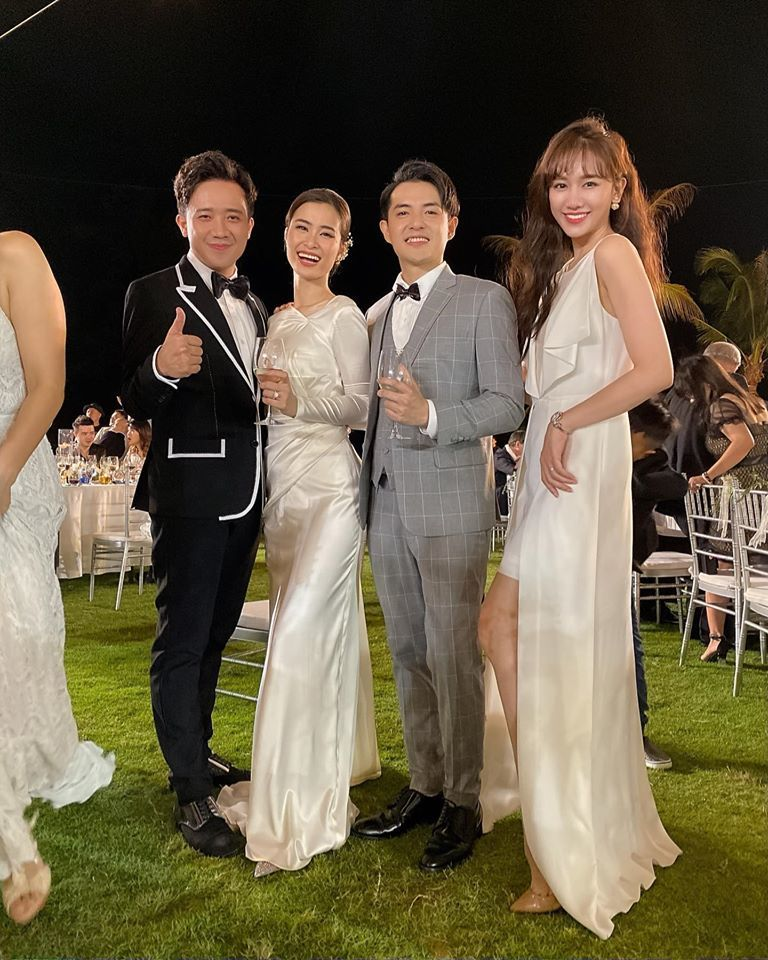 Hari Won tiết lộ Trấn Thành và nhiều sao Việt bị xỉn trong đám cưới Đông Nhi - Ông Cao Thắng