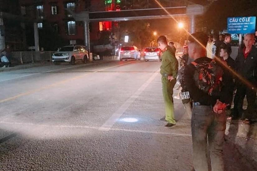 Ráo riết truy tìm đối tượng nổ súng bắn người ở Nam Định