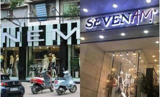 Loạt thương hiệu NEM, SEVEN. am, Giovanni bị nghi 'đội lốt' hàng Trung Quốc