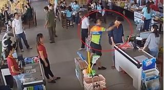 Danh tính cán bộ công an Phổ Yên tát nhân viên bán hàng ở trạm dừng nghỉ