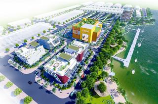 Ra mắt tổ hợp dự án khu đô thị thương mại hiện đại nhất tỉnh Bạc Liêu