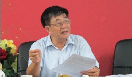 Trong đơn xin nghỉ, nhà biên kịch Nguyễn Thị Hồng Ngát không nhắc đến sự cố đường lưỡi bò