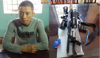 Quá khứ bất hảo của đối tượng nổ súng bắn 1 người trọng thương  ở Nam Định