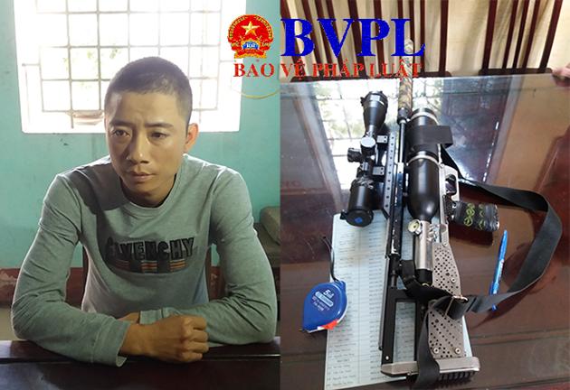 Quá khứ bất hảo của đối tượng nổ súng ở Nam Định