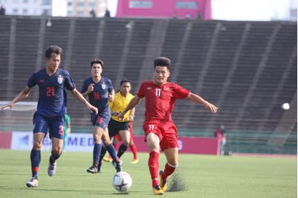 Không sử dụng cầu thủ quá tuổi, Thái Lan đến SEA Games 30 để tập dượt?