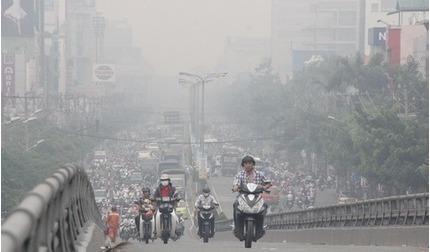 Không khí Hà Nội đang ô nhiễm khủng khiếp nhất từ trước đến nay