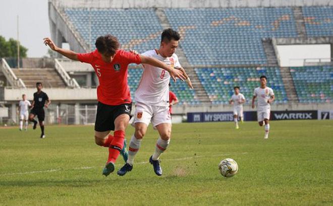 CĐV Trung Quốc cho rằng đội nhà giờ chúng ta kém cả Lào và Campuchia ở cấp độ trẻ