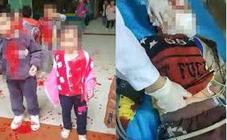 Gã đàn ông đột nhập trường mẫu giáo, tạt hóa chất khiến 51 trẻ nhập viện