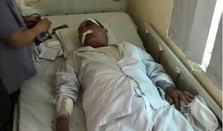 Hoàn cảnh đáng thương của cụ ông 80 tuổi bị gã xe ôm đánh nhập viện
