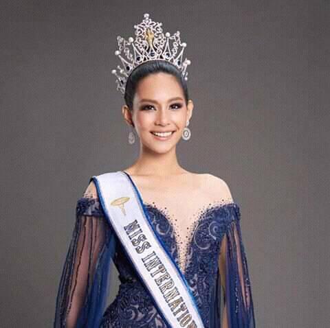 Tân Hoa hậu Quốc tế 2019
