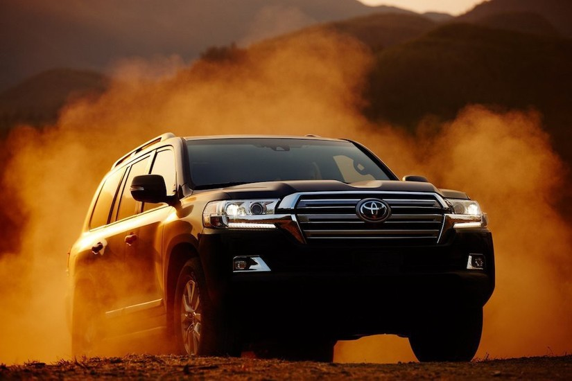 'Đội' giá gần 50 triệu đồng, Toyota Land Cruiser 2020 nâng cấp gì3