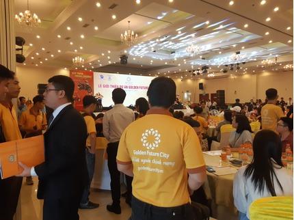 Chủ đầu tư và Kim Oanh Group huy động vốn trái phép tại Golden Future City?