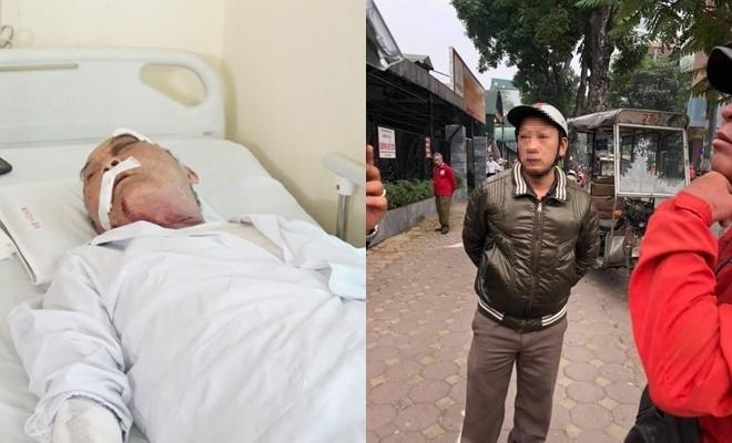 Gia đình ông lão 80 tuổi đồng ý hòa giải với tài xế xe ôm đánh cụ rạn xương sườn
