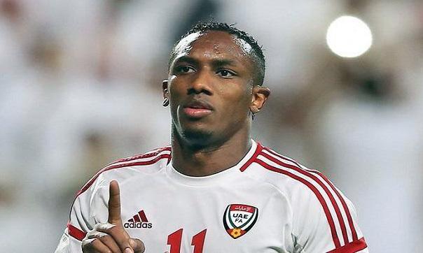 Tiền đạo UAE tự tin trước trận gặp Việt Nam tại Mỹ Đình