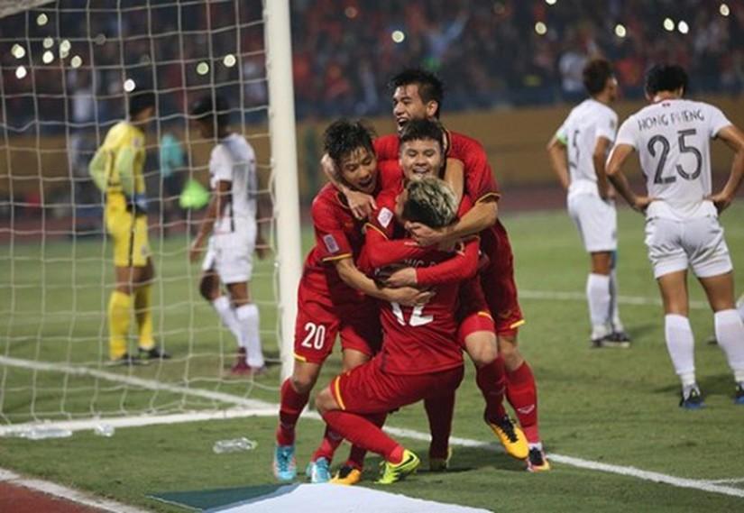 HLV Phạm Minh Đức đặt niềm tin vào Quang Hải và Tiến Linh trận gặp UAE