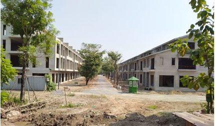 Hưng Yên: Dự án Sago Palm Garden chưa đủ hồ sơ pháp lý đã xây dựng rầm rộ?