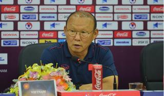 HLV Park Hang Seo: 'UAE sẽ tất tay với Việt Nam'