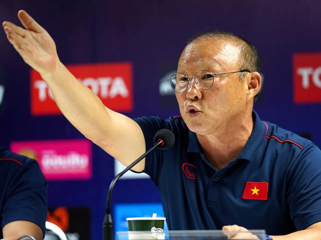 Báo Hàn Quốc đặt niềm tin vào HLV Park Hang Seo trận gặp UAE