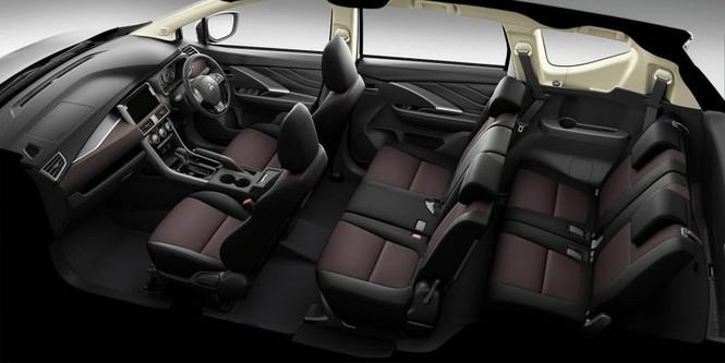 Mitsubishi Xpander phiên bản crossover giá hơn 450 triệụ đồng3