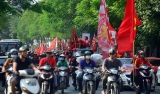 Trong 2 ngày tuyển Việt Nam gặp UAE và Thái Lan các phương tiện di chuyển thế nào?